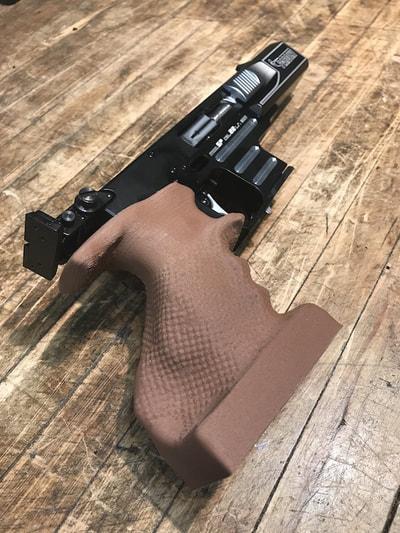 Precision Target Pistol Grips - Precision Target Pistol Grips