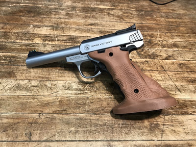Smith Wesson Victory custom target pistol grips