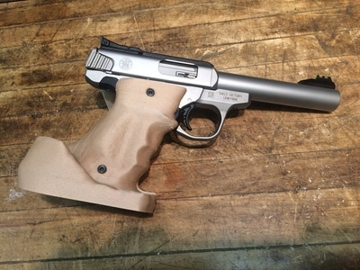 Smith Wesson Victory target pistol grip